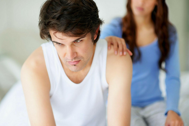 Сексуальная слабость в 60 мужчине